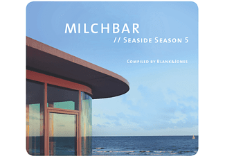 Blank + Jones - Milchbar Seaside Season 5 (Deluxe Hardcover Package) - (CD)