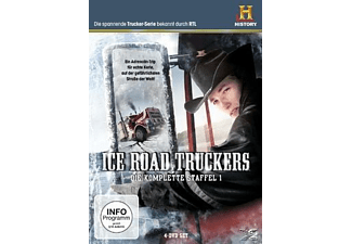 Ice Road Truckers - Staffel 1 - (DVD)