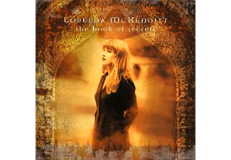 Loreena McKennitt - THE BOOK OF SECRETS [CD]