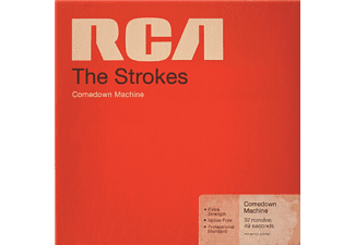 The Strokes - Comedown Machine - (CD)