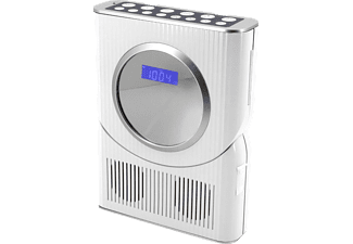 SOUNDMASTER BCD250, Badezimmer Radio, UKW, Weiß