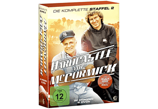 Hardcastle And McCormick – Staffel 2 [DVD]