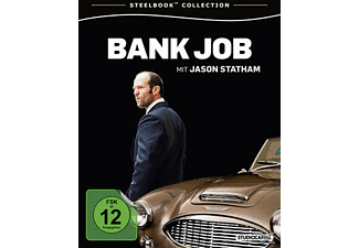 Bank Job (Steelbook Edition) [Blu-ray]
