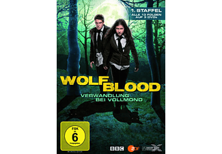 Wolfblood - Verwandlung bei Vollmond - Staffel 1 [DVD]