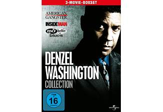 Denzel Washington Actors Box Exkl [DVD]