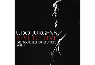 Udo Jürgens - Best Of Live - Die Tourneehöhepunkte Vol.1 [CD]