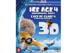 Ice Age 4: Continental Drift 3D | 3D Blu-ray