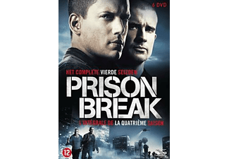 Prison Break - Seizoen 4 | DVD