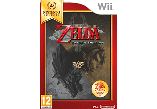Selects - The Legend of Zelda: Twilight Princess Nintendo Wii