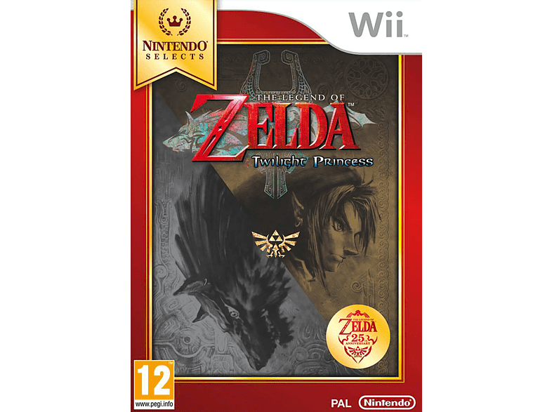 Selects - The Legend of Zelda: Twilight Princess Nintendo Wii gaming   offline nintendo wii παιχνίδια wii gaming games wii  wii u games