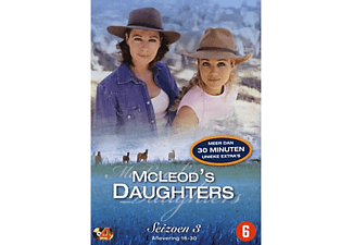 McLeod's Daughters - Seizoen 3 Deel 2 | DVD