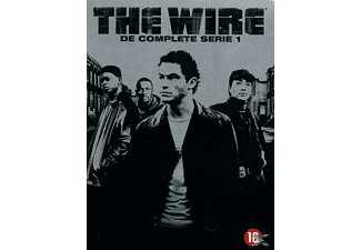The Wire - Seizoen 1 (5DVD)