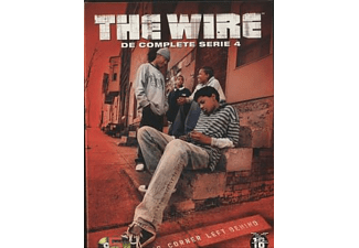 The Wire - Seizoen 4 | DVD