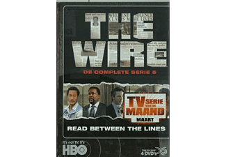 The Wire - Seizoen 5 | DVD
