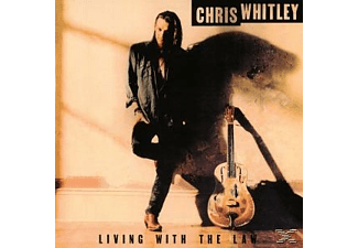 Chris Whitley - Living With The Law - (Vinyl)