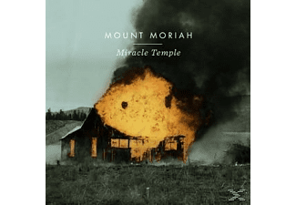 Mount Moriah - Miracle Temple - (Vinyl)