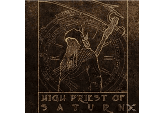 High Priest Of Saturn - High Priest Of Saturn - (Vinyl)