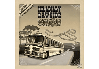 Hillabilly Rawhide - 10 Years On The Road - (LP + Bonus-CD)
