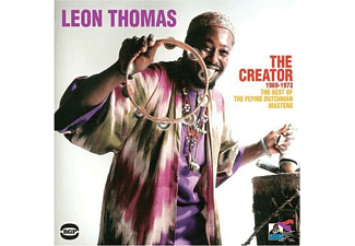 Leon Thomas - The Creator 1969-1973 - Best Of Flying Dutchman Masters - (CD)