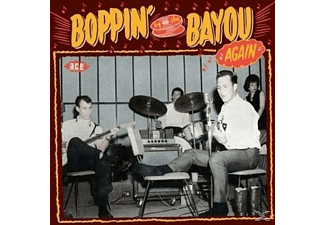 VARIOUS - Boppin' By The Bayou Again - (CD)
