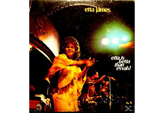 Etta James - Etta Is Betta Than Evvah! [CD]
