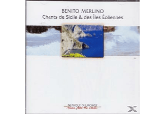 Benito Merlino - Benito Merlino Chants De Sicile - (CD)