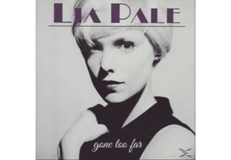 Lia Pale - Gone Too Far [CD]