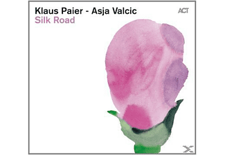 Klaus Paier;Asja Valcic - Silk Road [CD]