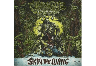 Jungle Rot - Skin The Living (Re-Release) [CD]