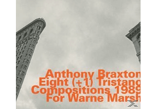 Anthony Braxton - Eight (+1) Tristano Compositions 1989 For Warne Marsh - (CD)
