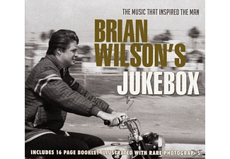 VARIOUS - Brian Wilson's Jukebox - (CD)