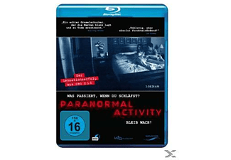 Paranormal Activity Horror Blu-ray