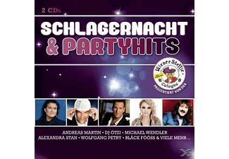 VARIOUS - Schlagernacht & Partyhits (2 Cds) [CD]