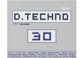 VARIOUS - D. Techno 30 [CD]