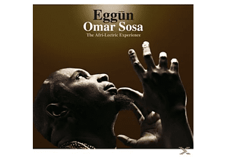 Omar Sosa - Eggun [CD]