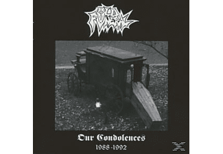Old Funeral - Our Condolences [CD]