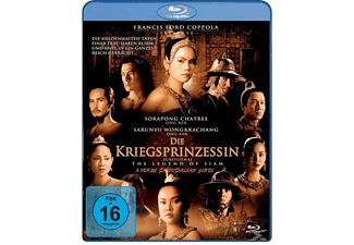 DIE KRIEGSPRINZESSIN (THE LEGEND OF SIAM) [Blu-ray]