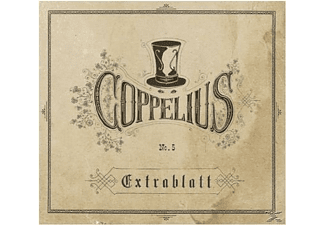 Coppelius - Extrablatt [CD]
