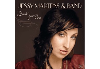 Jessy Martens & Band - Break Your Curse [CD]