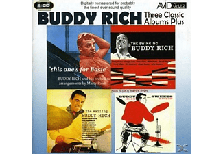 Buddy Rich - 3 Classic Albums Plus [CD]
