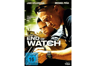 End of Watch Drama DVD