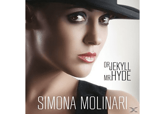 Simona  Molinari - Dr.Jekyll Mr.Hyde [CD]