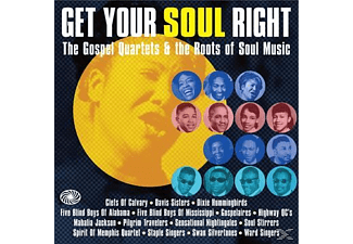 V. A., VARIOUS - Get Your Soul Right - (CD)