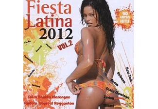 VARIOUS - Fiesta Latina 2012 Vol.2 - (CD)