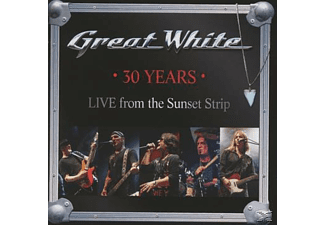 Great White - 30 Years-  Live From The Sunset Strip - (CD)
