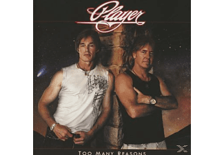 Player - Too Many Reasons [CD]