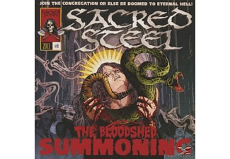 Sacred Steel - The Bloodshed Summoning [CD]