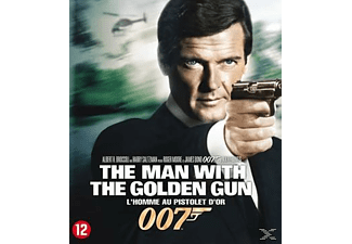 The Man With The Golden Gun | Blu-ray