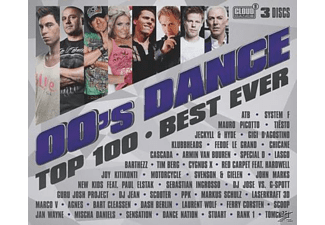 VARIOUS - 00's Dance Top 100 - Best Ever [CD]