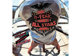 P.Funk Allstars - Urban Dance Floor Guerillas - (CD)
